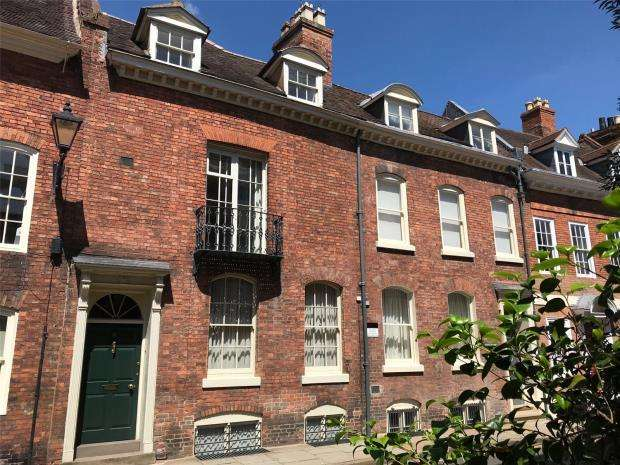 4 Bedrooms House for sale in St John's Hill, Shrewsbury, Shropshire