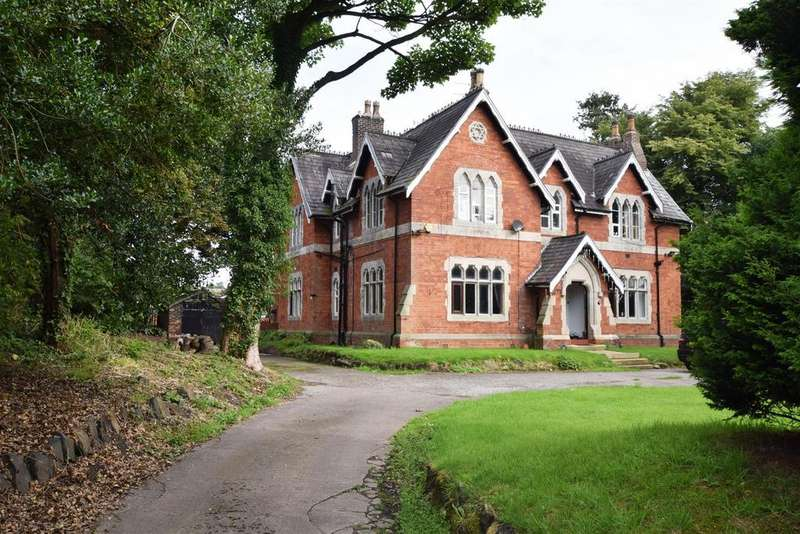 5 Bedrooms Detached House for sale in The Old Vicarage, Archer Park, Middleton