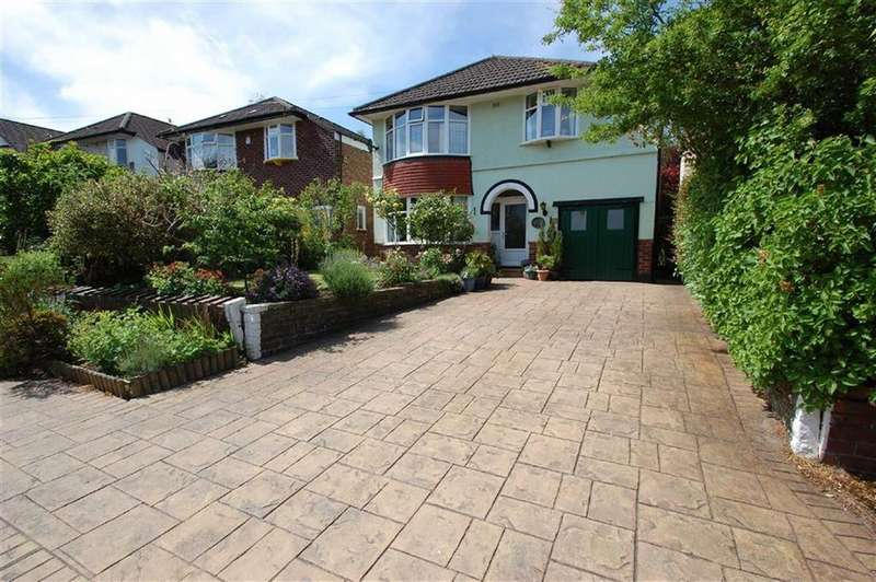 5 Bedrooms Detached House for sale in Waterloo Road, Bramhall, Cheshire