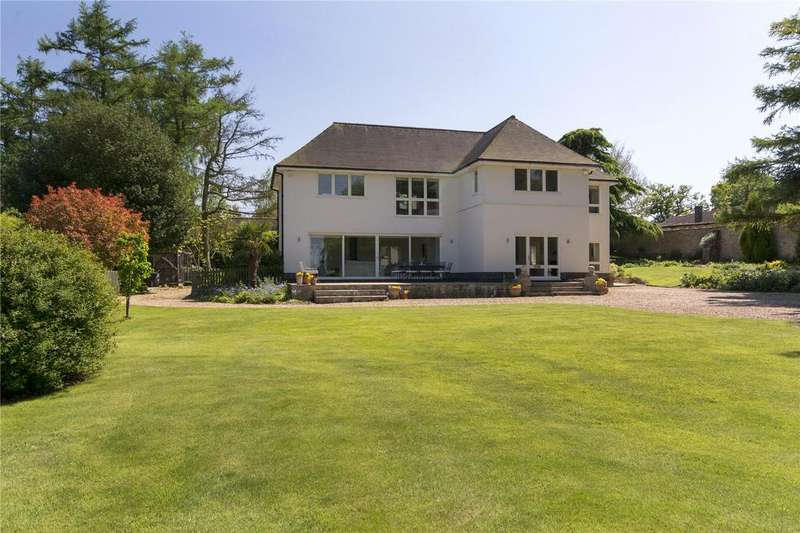 5 Bedrooms Detached House for sale in St. Marys Close, Edith Weston, Oakham, Rutland, LE15