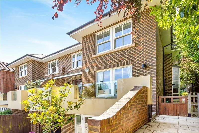 5 Bedrooms Semi Detached House for sale in Seymour Road, Wimbledon, London, SW19