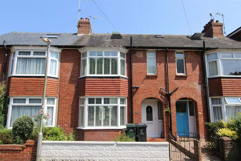 3 Bedrooms Terraced House for sale in Stanmer Villas, BRIGHTON, East Sussex