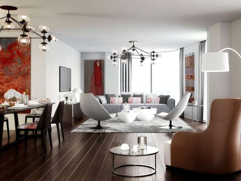 2 Bedrooms Apartment Flat for sale in The Mansion, Marylebone, W1G