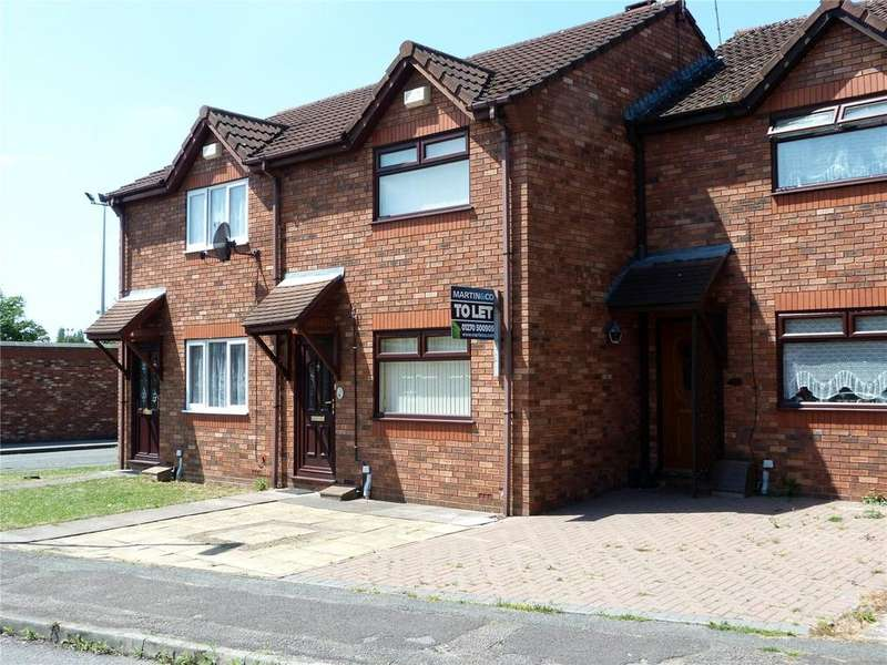 2 Bedrooms Terraced House for sale in Cornwall Grove, Crewe, Cheshire, CW1