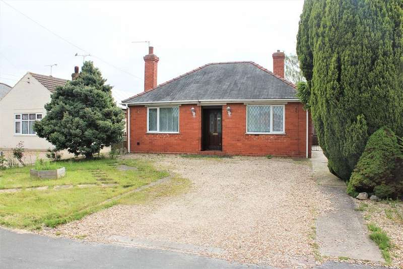 3 Bedrooms Detached Bungalow for sale in Lindis Road, Boston, PE21