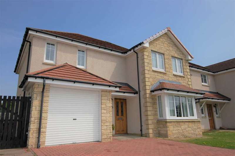 4 Bedrooms Detached Villa House for sale in Caledonia Court, Rosyth