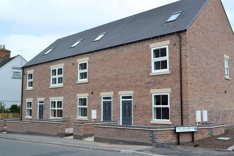 3 Bedrooms Property for sale in Ashby Road, Woodville, Swadlincote
