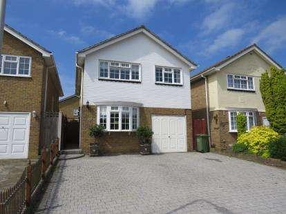 4 Bedrooms Detached House for sale in Harold Wood, Romford, Essex