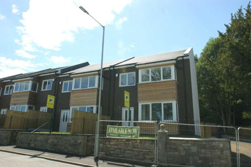 3 Bedrooms End Of Terrace House for sale in Ty Dderwen, 4 Halkyn Road, Holywell, CH8 7TZ.