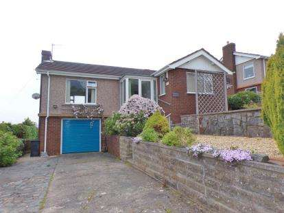 3 Bedrooms Bungalow for sale in Peulwys Lane, Old Colwyn, Conwy, North Wales, LL29