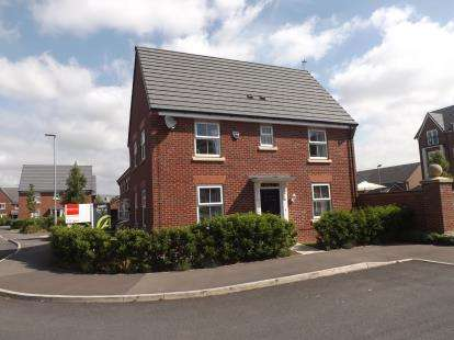 3 Bedrooms Detached House for sale in Rose Creek Gardens, Great Sankey, Warrington, Cheshire, WA5