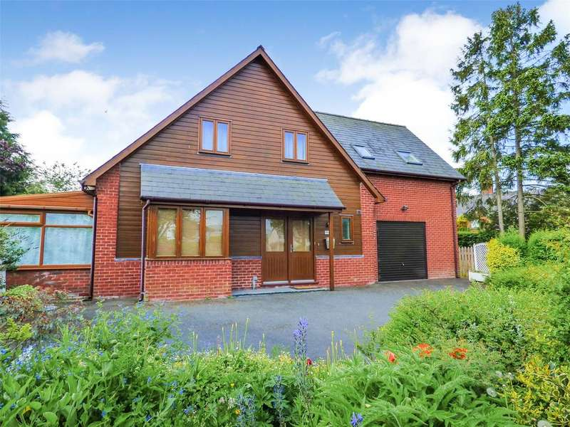 4 Bedrooms Detached House for sale in Green End, Presteigne, Powys