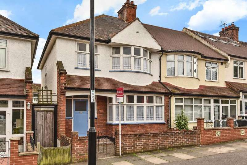 3 Bedrooms End Of Terrace House for sale in Courtrai Road, Forest Hill