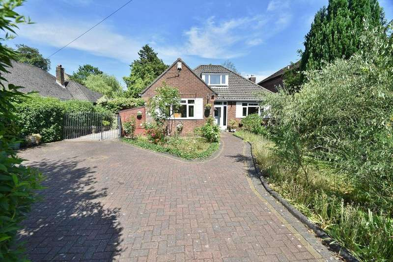 3 Bedrooms Detached House for sale in Framingham Road, Sale