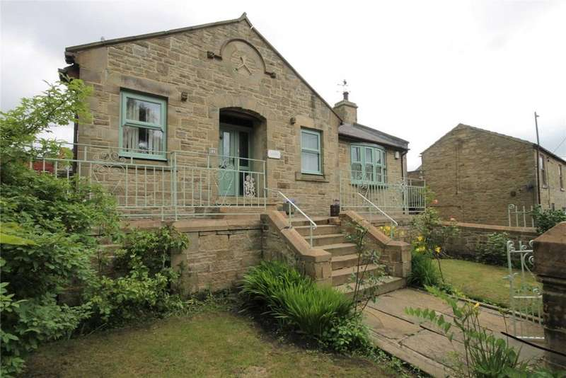 4 Bedrooms Detached Bungalow for sale in Consett Road, Castleside, Consett, DH8