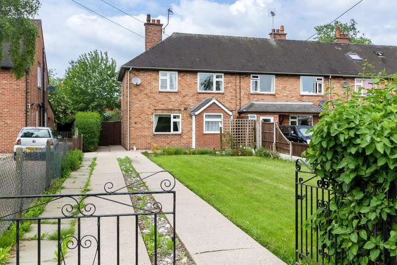 3 Bedrooms End Of Terrace House for sale in Ravensmoor, Cheshire