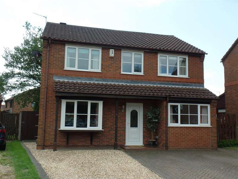 4 Bedrooms Property for sale in Faldingworth Close, Lincoln