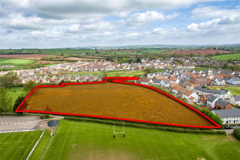 Land Commercial for sale in Land Off Knowle Lane, Cullompton, Devon, EX15