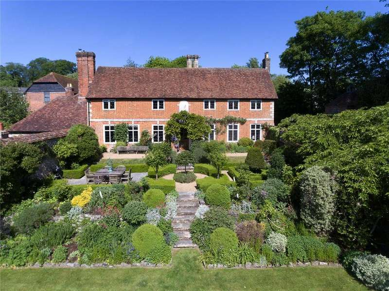 7 Bedrooms Unique Property for sale in Abbotts Barton, Winchester, Hampshire, SO23