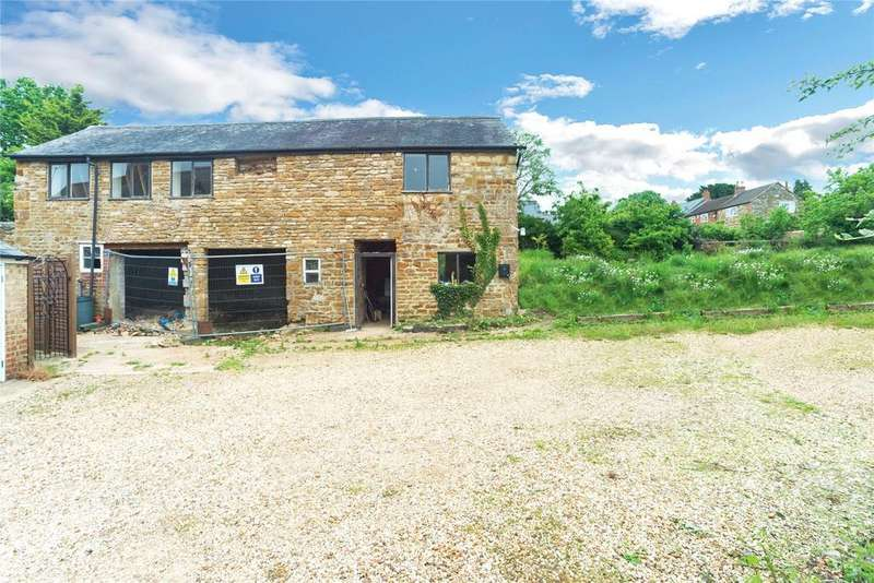 Detached House for sale in School Lane, Wilbarston