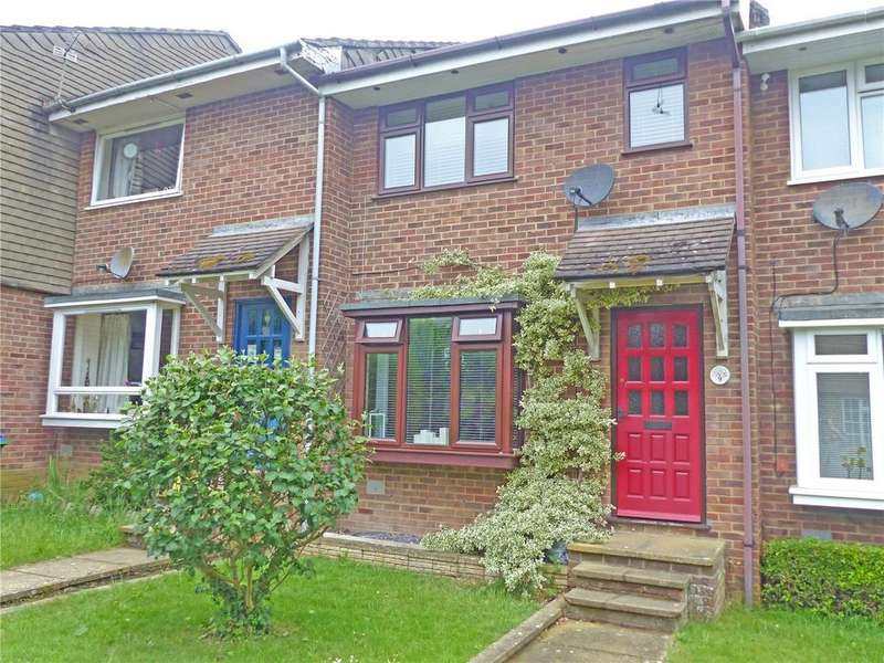 3 Bedrooms Terraced House for sale in Mantell Close, Lewes, East Sussex, BN7