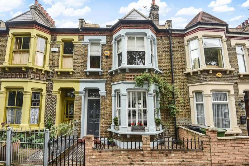 5 Bedrooms Terraced House for sale in Scawen Road, Deptford