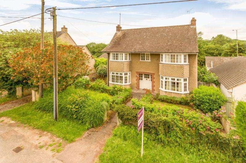 3 Bedrooms Detached House for sale in Woodlands, Manor Road, Bladon