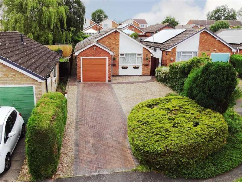 2 Bedrooms Detached Bungalow for sale in Coneygrey, Fleckney, Fleckney Leicester, Leicestershire