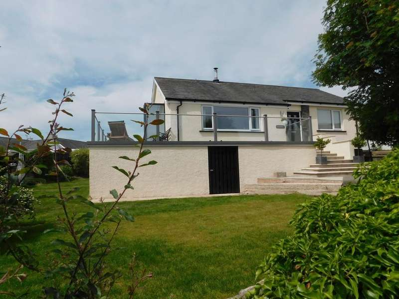 3 Bedrooms Detached Bungalow for sale in Sequoia, Sunbrick Lane, Baycliff, Ulverston, Cumbria, LA12 9RQ