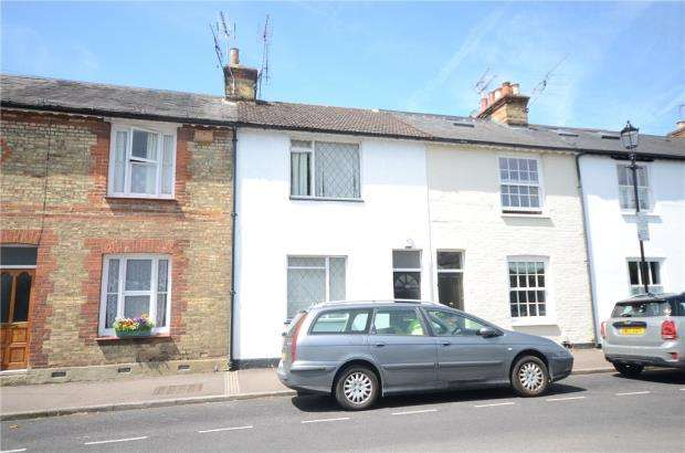 2 Bedrooms Terraced House for sale in Vansittart Road, Windsor, Berkshire