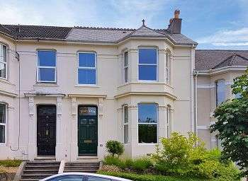 4 Bedrooms Terraced House for sale in Greenbank Avenue, Plymouth, PL4 8PX