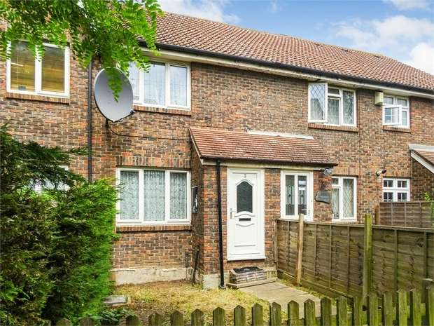 2 Bedrooms Terraced House for sale in Bowers Walk, London