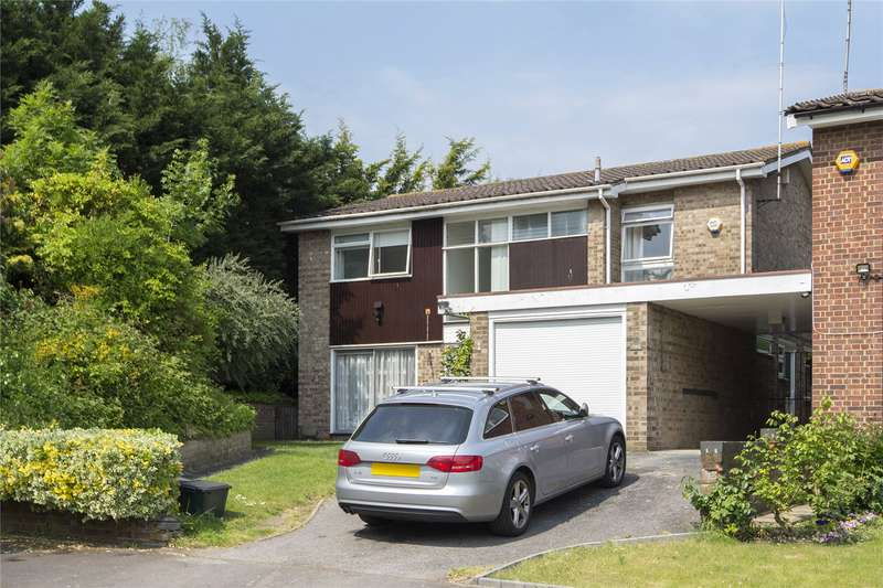 4 Bedrooms House for sale in Well Cottage Close, London, E11