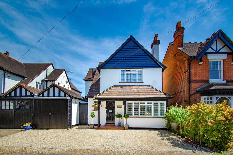 4 Bedrooms Detached House for sale in The Greenway, Gerrards Cross, SL9