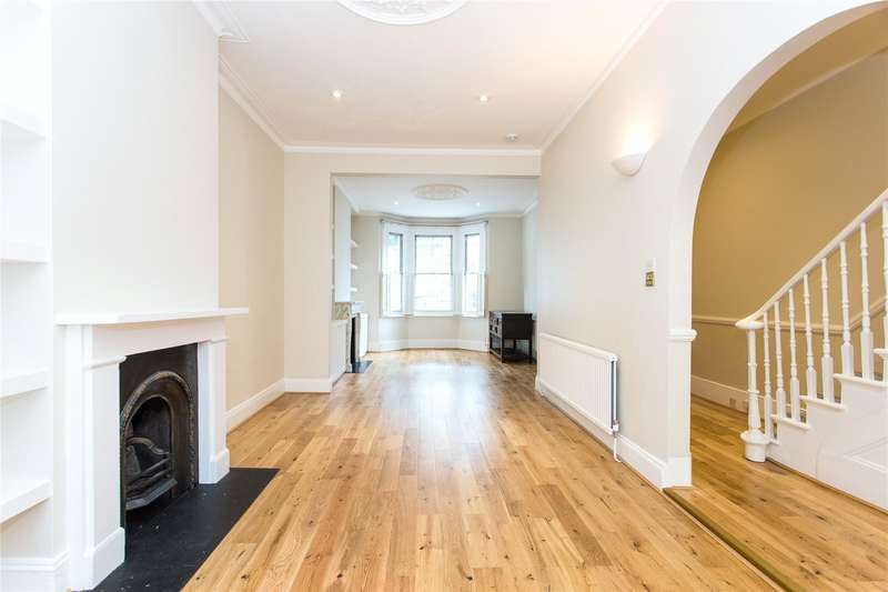 5 Bedrooms Terraced House for sale in Chaldon Road, Fulham, London, SW6