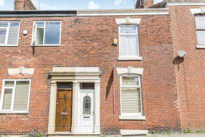 2 Bedrooms Terraced House for sale in Christ Church Street, Preston, Lancashire