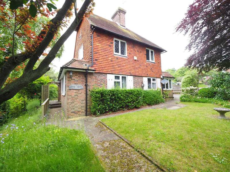 3 Bedrooms Detached House for sale in Prince Edwards Road, Lewes