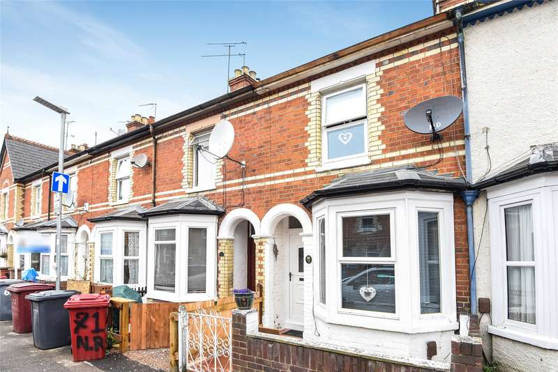 2 Bedrooms Terraced House for sale in Norton Road, Reading, Berkshire, RG1