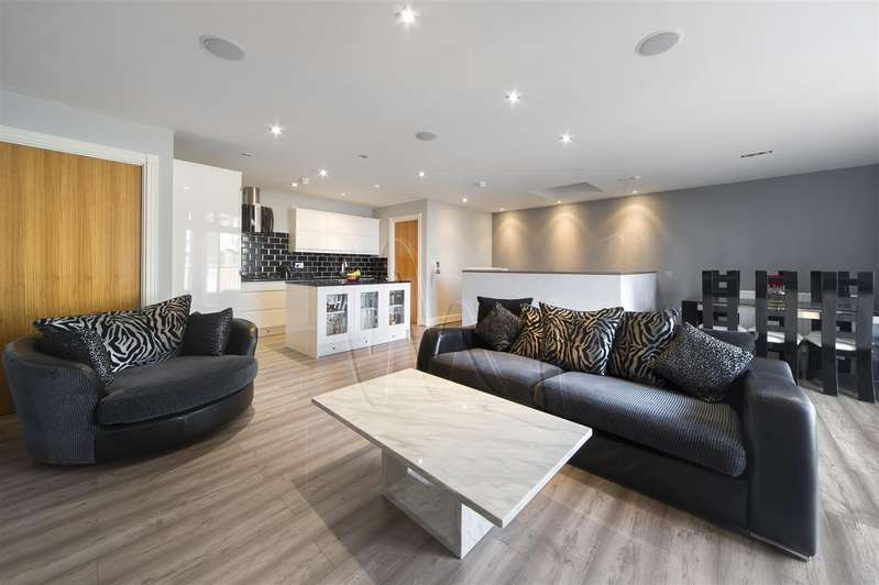 3 Bedrooms Penthouse Flat for sale in King Edwards Wharf, 25 Sheepcote Street, Birmingham
