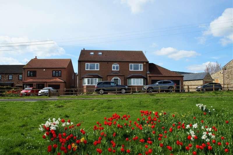 5 Bedrooms Detached House for sale in Hackforth House, Hackforth, Bedale, DL8 1NU