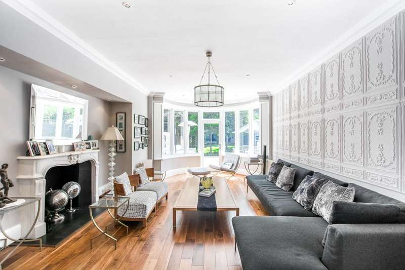 5 Bedrooms House for sale in Beech Drive, Muswell Hill, N2