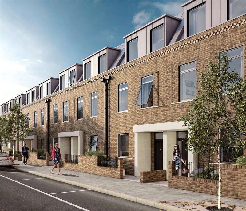 4 Bedrooms House for sale in King's Holt Terrace, London, W10