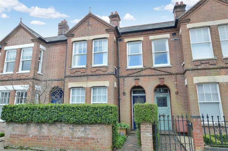 4 Bedrooms Terraced House for sale in Bishopgate, Norwich
