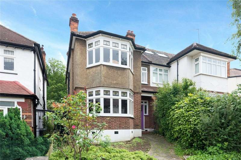 3 Bedrooms Semi Detached House for sale in Cheviot Road, West Norwood, London, SE27