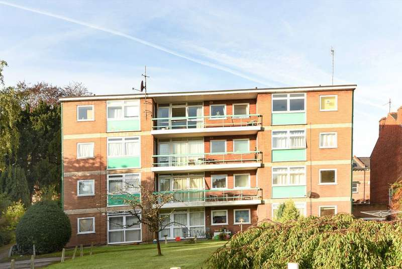 Studio Flat for sale in Charfield Court, Hamilton Road, Reading, RG1
