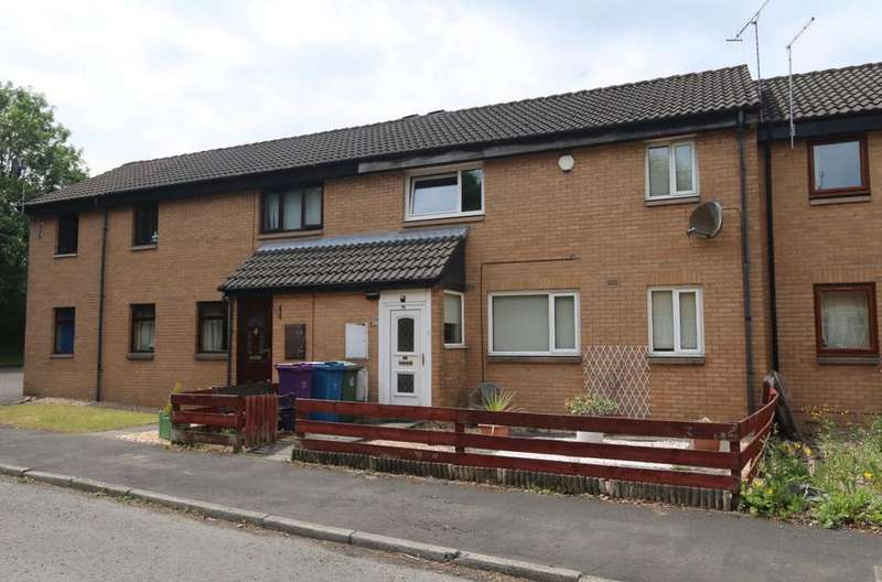 2 Bedrooms Terraced House for sale in 90 Strathcona Gardens Anniesland Glasgow G13 1DN