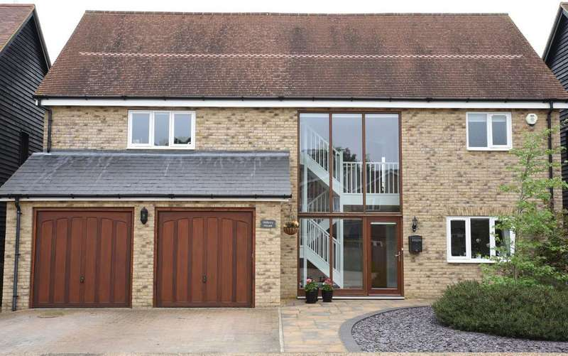 5 Bedrooms Detached House for sale in Hartop Close, Ivinghoe Aston, Leighton Buzzard