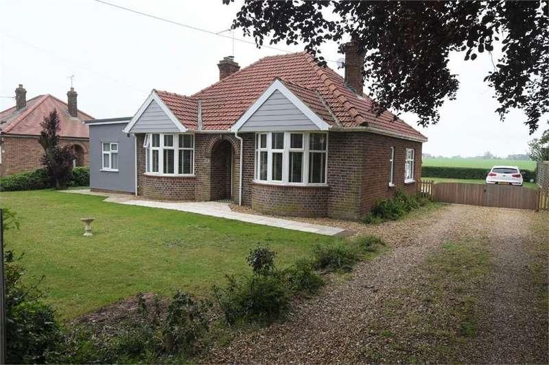 3 Bedrooms Detached Bungalow for sale in Grimston