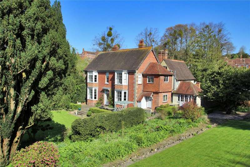 6 Bedrooms Detached House for sale in Rectory Lane, Sutton Valence, Maidstone, Kent, ME17