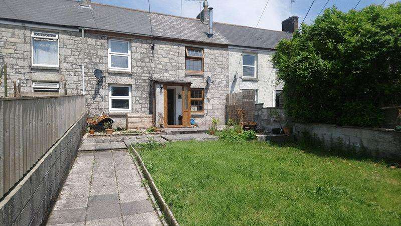 2 Bedrooms Cottage House for sale in Victoria Terrace, Nanpean